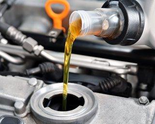 wymiana oleju, przegląd samochodu