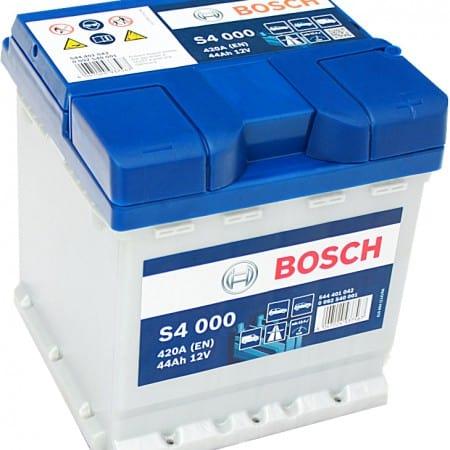 akumulator Bosch 44ah Fiat Panda, Citroen C1, Skoda Citigo, Toyota Aygo, Peugeot 107