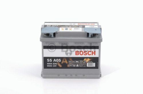 Akumulator BOSCH 0092S5A050  60 Ah Akumulator BOSCH 60 Ah 560 901 068