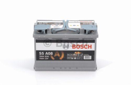 Akumulator BOSCH 0092S5A080  70 Ah Akumulator BOSCH 70 Ah 570 901 076