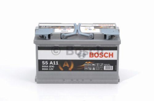 Akumulator BOSCH 0092S5A110  80 Ah Akumulator BOSCH 80 Ah 580 901 080