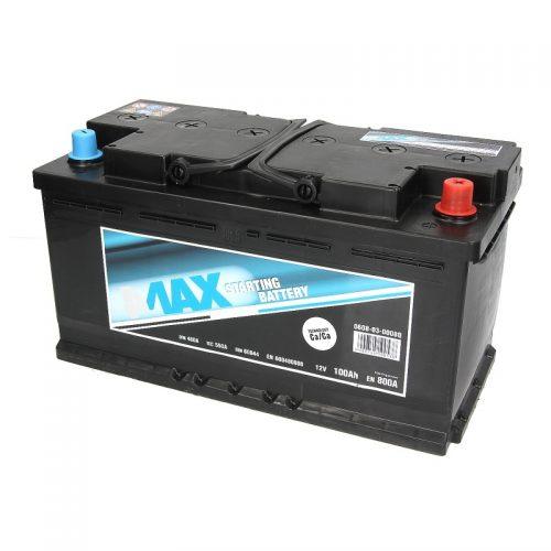 Akumulator 4MAX 0608-03-0008Q  100 Ah Akumulator 4MAX 100 Ah