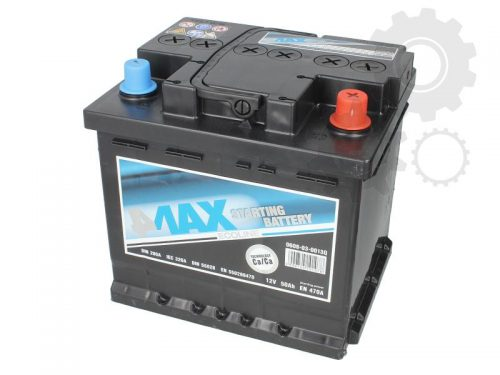 Akumulator 4MAX 0608-03-0013Q  50 Ah Akumulator 4MAX 50 Ah