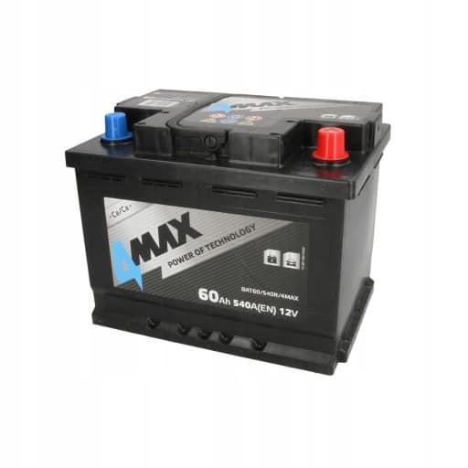 Akumulator BAT60/540R/4MAX