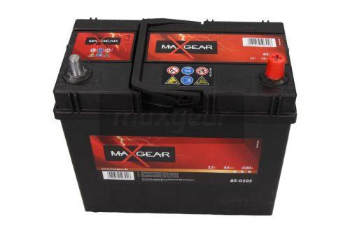 Akumulator MaxGear 85-0105  45 Ah