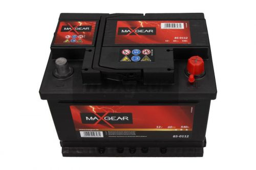 Akumulator MaxGear 85-0112  60 Ah