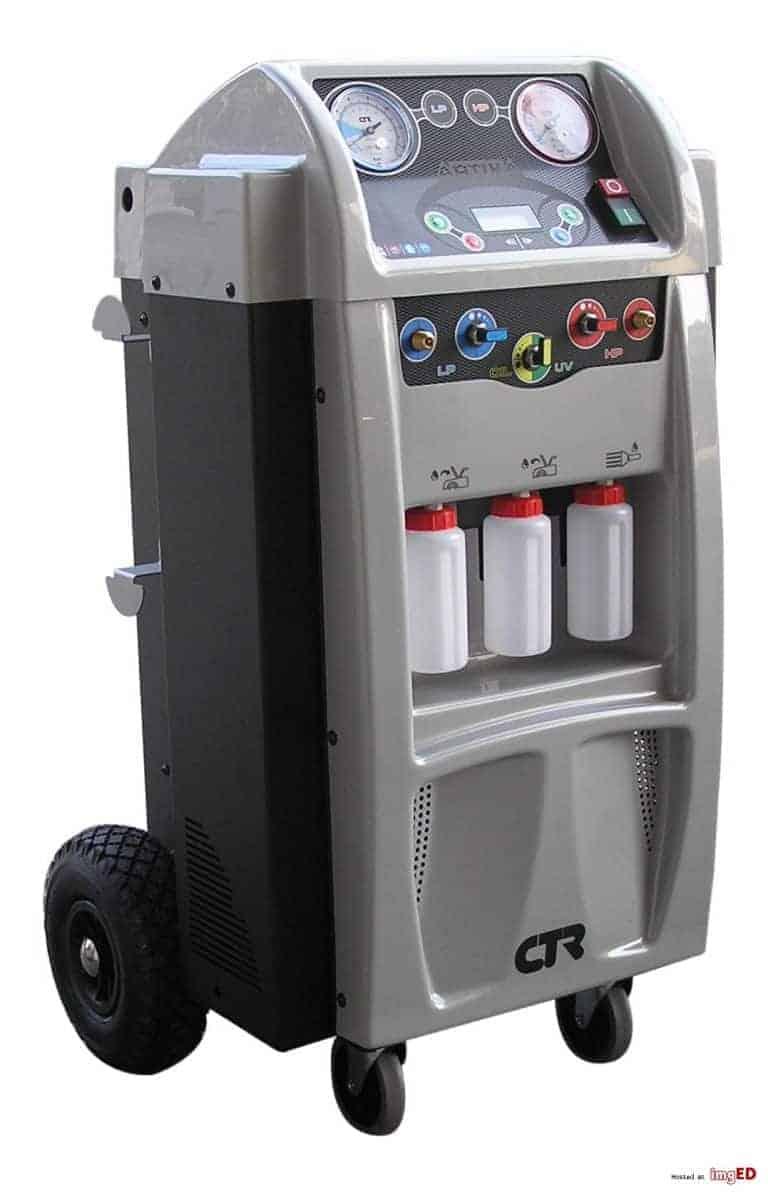 Maszyna serwisowa do klimatyzacji